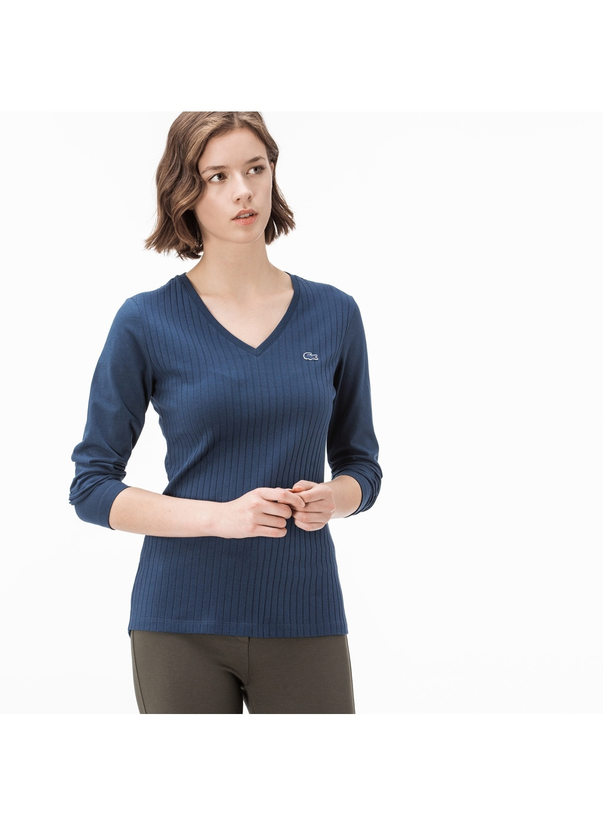 Lacoste Tişört Tf1911.11m T-shirt – 254.0 TL